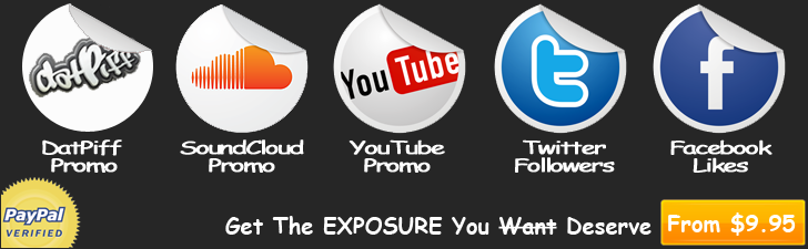 MusicPromoOnly.com - Get The EXPOSURE You Deserve from $9.95